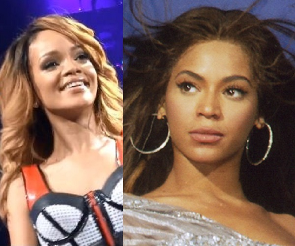 "FIGHT! CAST! - ""Beyonce vs. Rihanna"" 