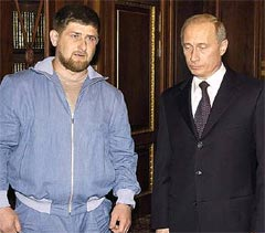 gay camps chechnya