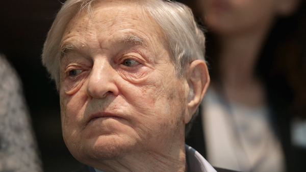 Who the F*** is George Soros?